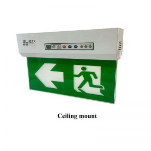 Self-Contained Emergency & Exit Lighting MaxBright