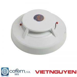 Đầu báo nhiệt cố định Cofem A30XT hệ thường