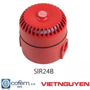 Còi báo cháy SIR24B Cofem