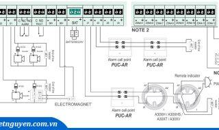 Lắp đặt hệ thống báo cháy hệ thường Cofem CLVRxZ
