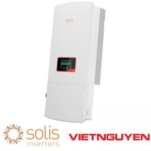 Inverter hòa lưới Solis 1 pha 2.5K