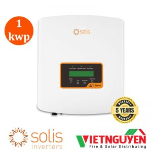 inverter hòa lưới mini 1kw solis 1