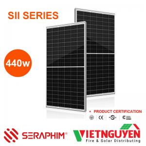 tấm pin năng lượng mặt trời 440w seraphim
