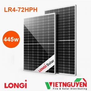 tấm pin năng lượng mặt trời longi 445w